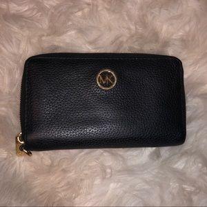 Michael Kors Wallet - Black